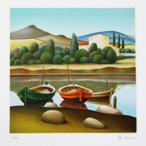 Barche  a Girone