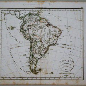 amerique meridionale