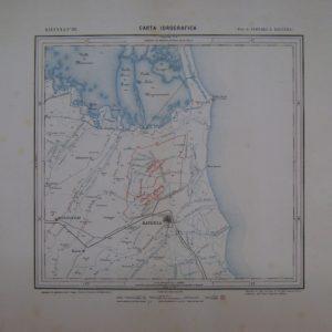 carta idrografica ravenna