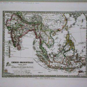 indie orientali