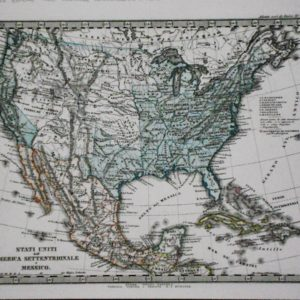 stati uniti america settemtrionale e messico