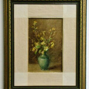 Camporesi vaso con fiori 18x11,5