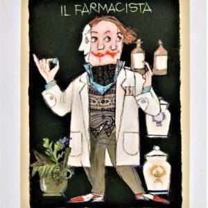 Il farmacista 50x35